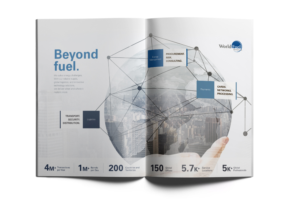 World Fuel Services | Corporate Brochure