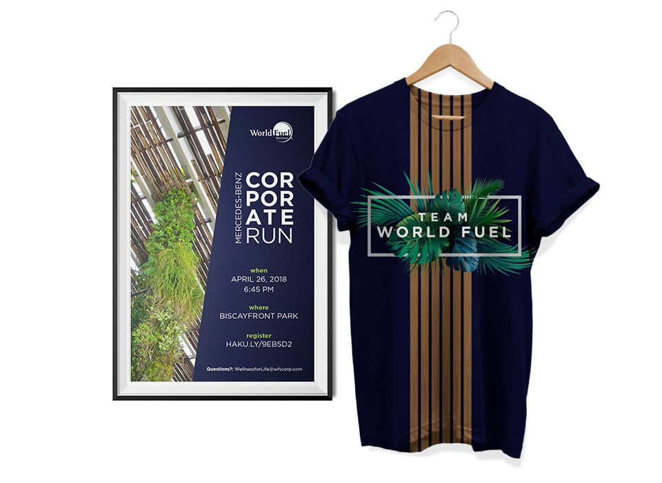 World Fuel Services | Corporate Run Collateral