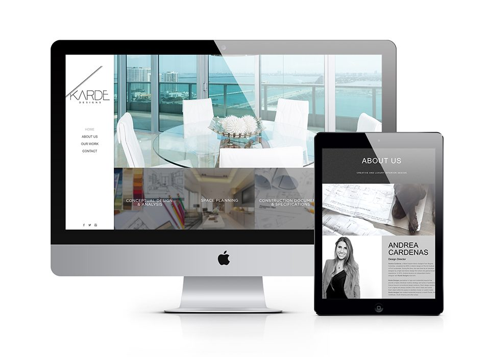 Karde Designs | kardedesigns.com | Custom Web Design